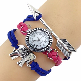 90db42bc6309 Reloj Brazalete Mujer - Reloj para de Mujer en Mercado Libre México