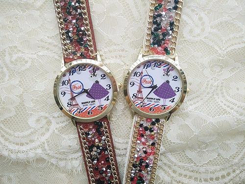 reloj brazalete para mujer oferta