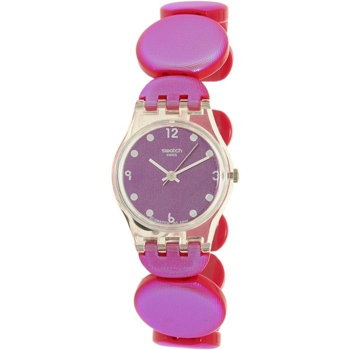 b47619cabef8 Reloj Brazalete Swatch Lk357a Con Plástico Rosa Para Mujer -   4.488 ...