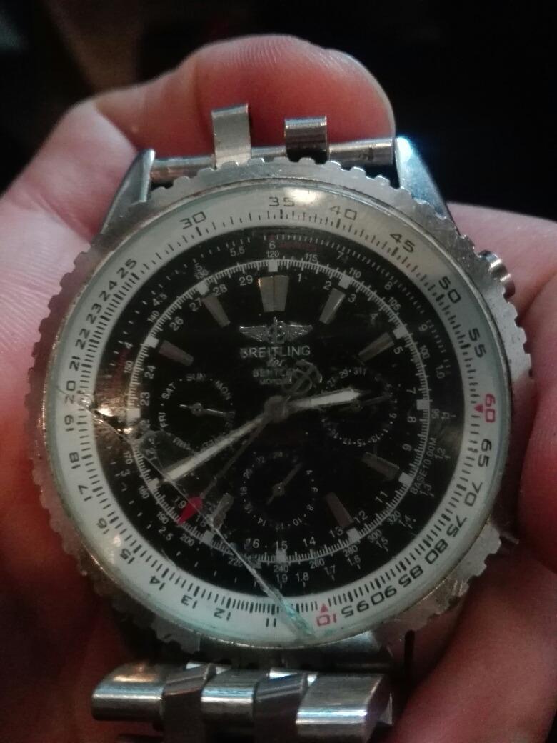 be0be06c28 Reloj Breitling 1884 - Bs. 12.000,00 en Mercado Libre
