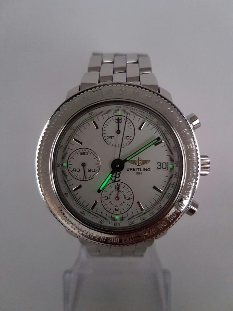 81c7f1f41b reloj breitling astromat automático cronografo superoc vrlp. Cargando zoom.