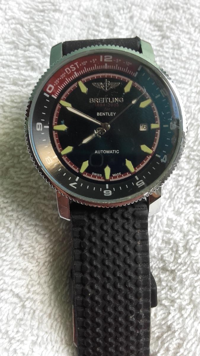 0305f846e3 Reloj Breitling Automatico - $ 30.000,00 en Mercado Libre