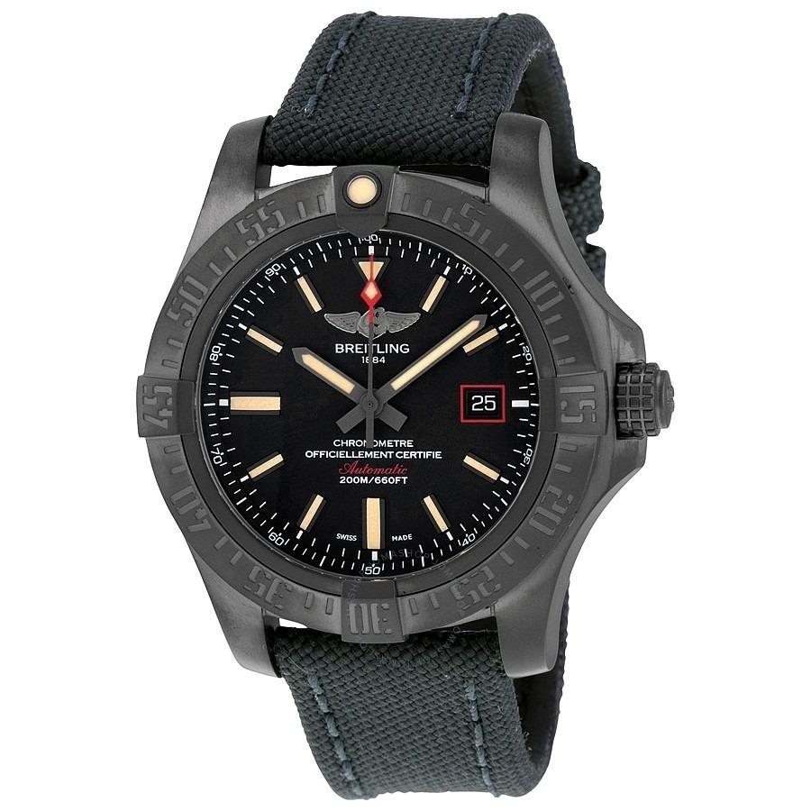 c7ff559d3 Reloj Breitling Avenger Blackbird - S/ 850,00 en Mercado Libre
