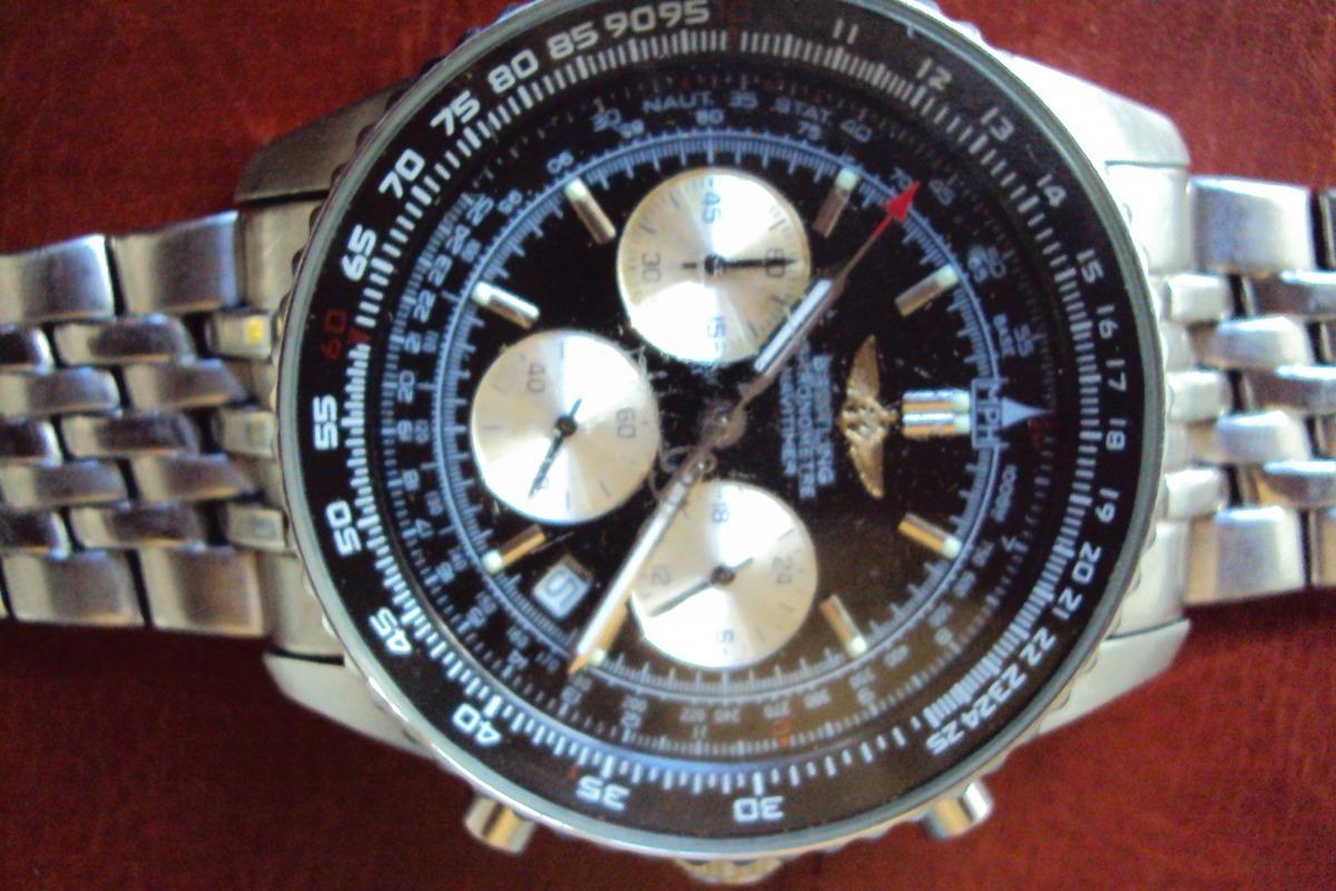 c9a4c1805170 reloj breitling chronometre. Cargando zoom.
