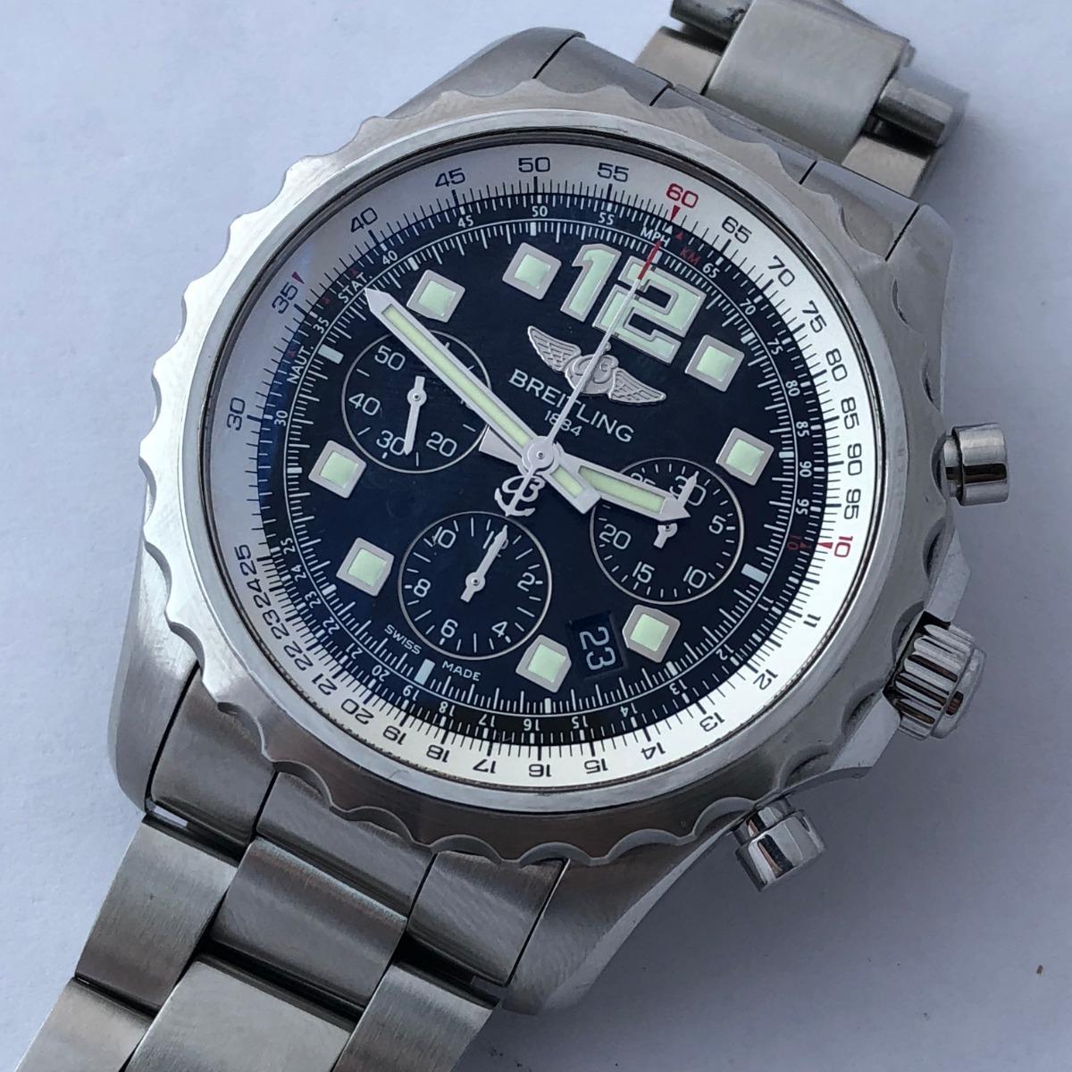 138f92195e reloj breitling chronospace cronografo automatico a23360 46m. Cargando zoom.