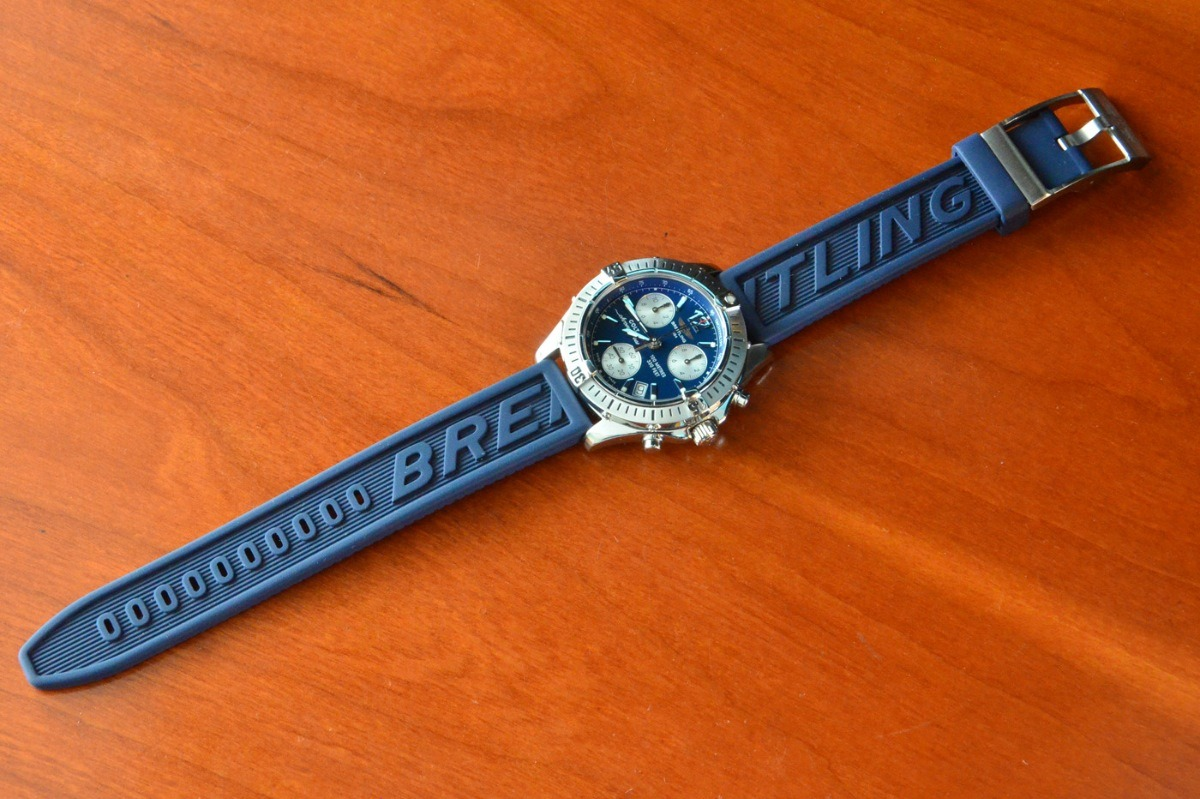 339896d053dd reloj breitling colt chrono ocean a53350 acero caballero. Cargando zoom.