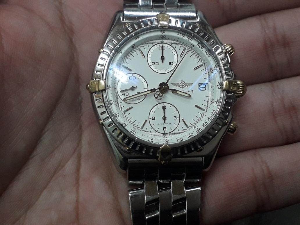 a5721bbc1d Reloj Breitling Cronografo Automatico - $ 900.000 en Mercado Libre