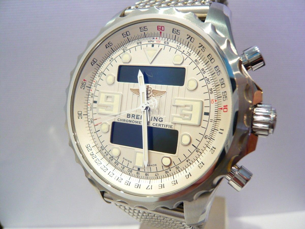 016da4d46d Reloj Breitling Cronografo - Orologi D'epoca - $ 149.900,00 en ...