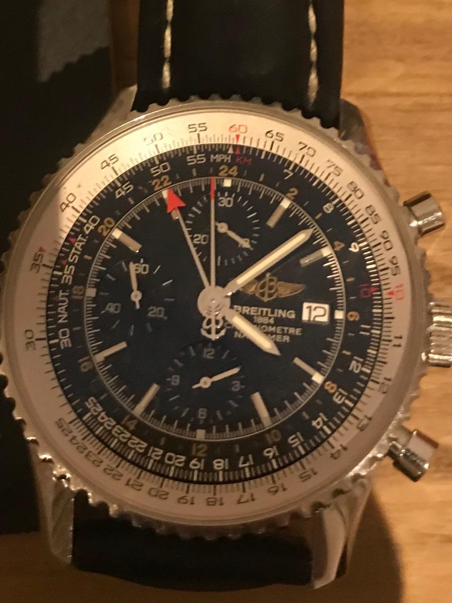 82f4dcd87d Reloj Breitling Navitimer - $ 159.000,00 en Mercado Libre