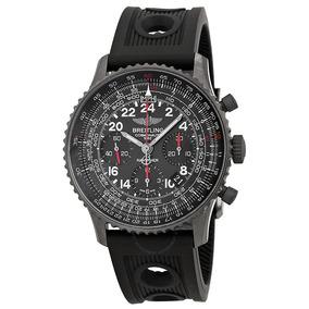 1dc1600184 Reloj Breitling Correa De Goma Relojes - Joyas y Relojes en Mercado Libre  Perú
