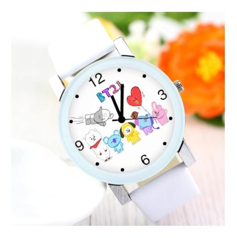 Kpop GratisRegalo Reloj Bts Coreaenvio Sorpresa Bt21 hQtrCsd