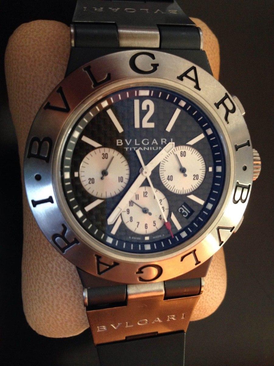 Comprar reloj bvlgari hombre