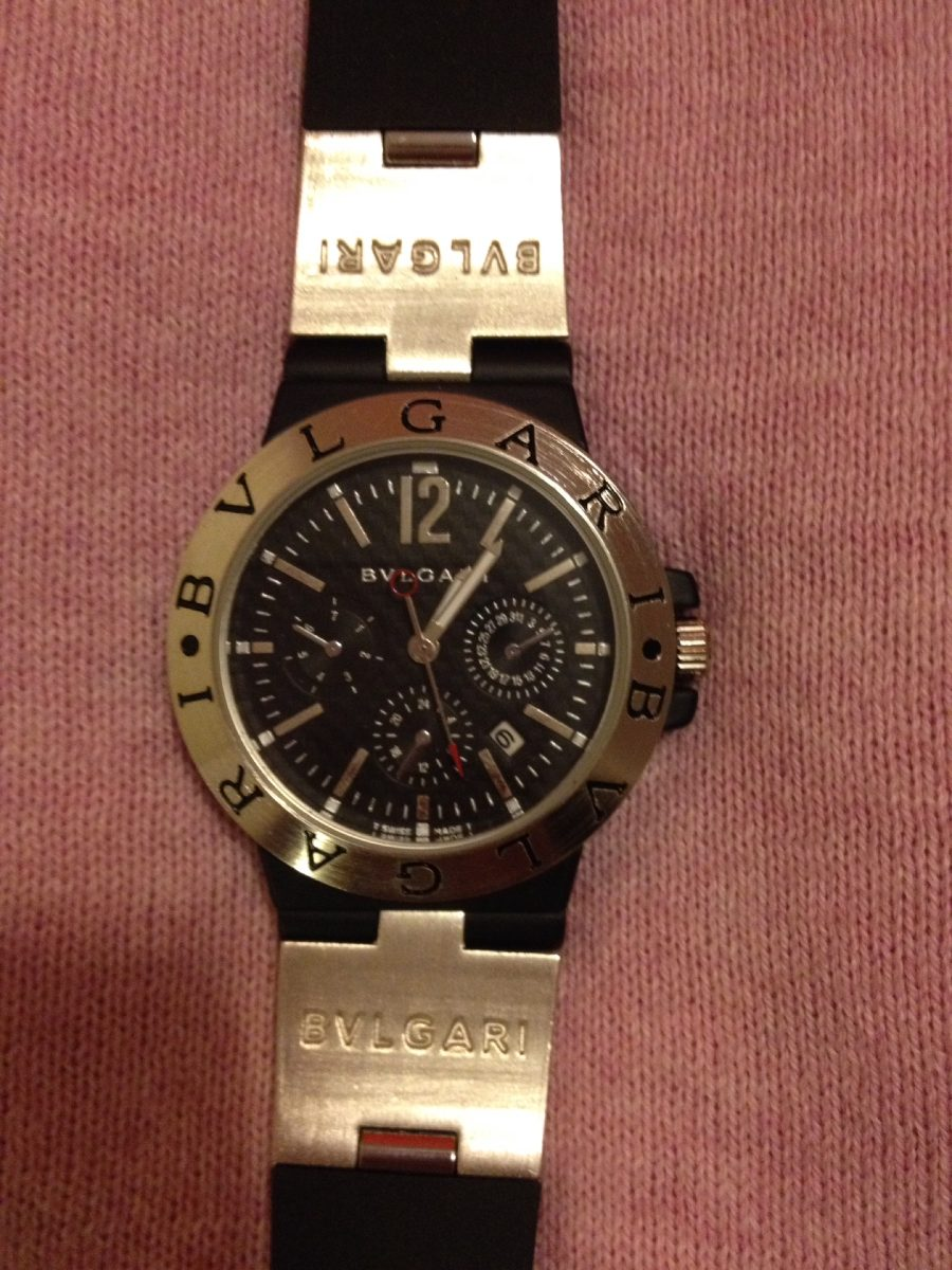 5ef56274c75 Reloj Bulgari Bvlgari De Marca Hombre Mujer - U S 250