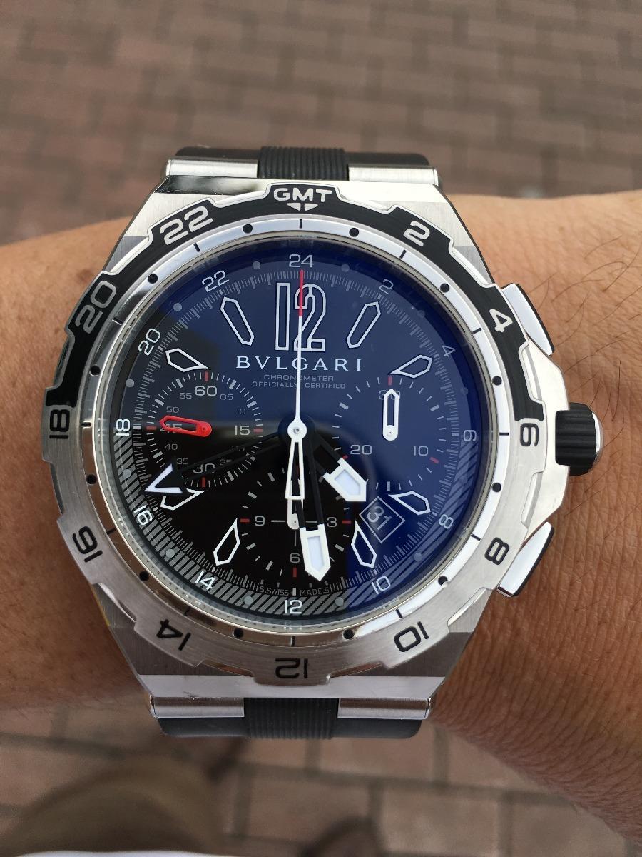 cd28b7d786e reloj Bulgari Diagono Professional X-pro Gmt Regalado -   26.880.000 ...