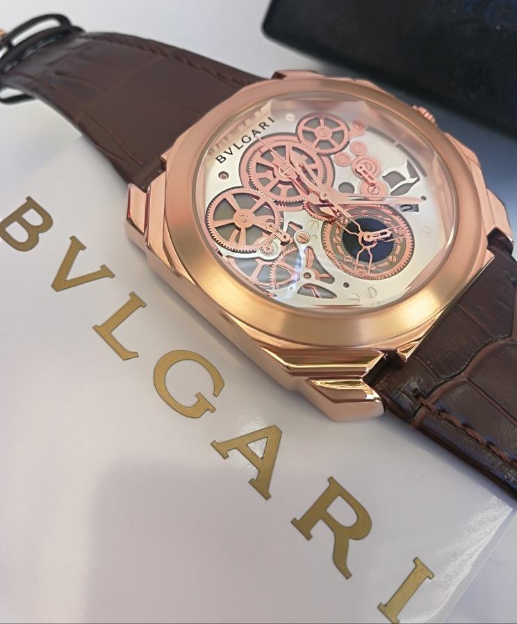5fd88fd3eacb reloj bulgari todos las manecillas funcionan cronómetro. Cargando zoom.