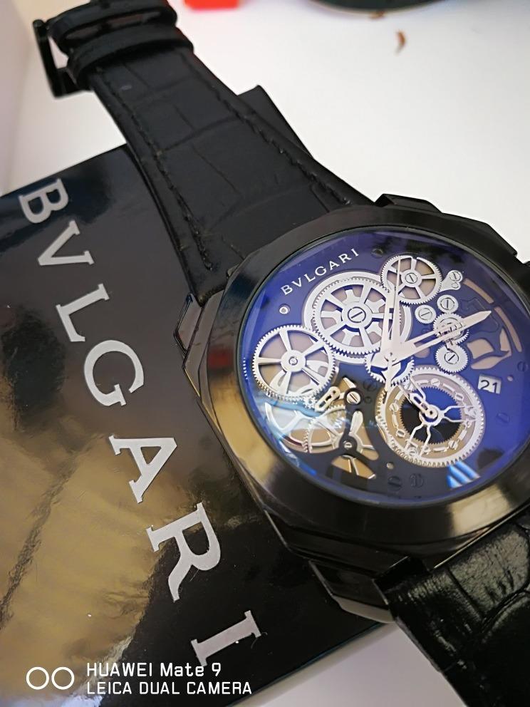 cca037b4d5ca reloj bulgari todos los cronos funcionan. Cargando zoom.