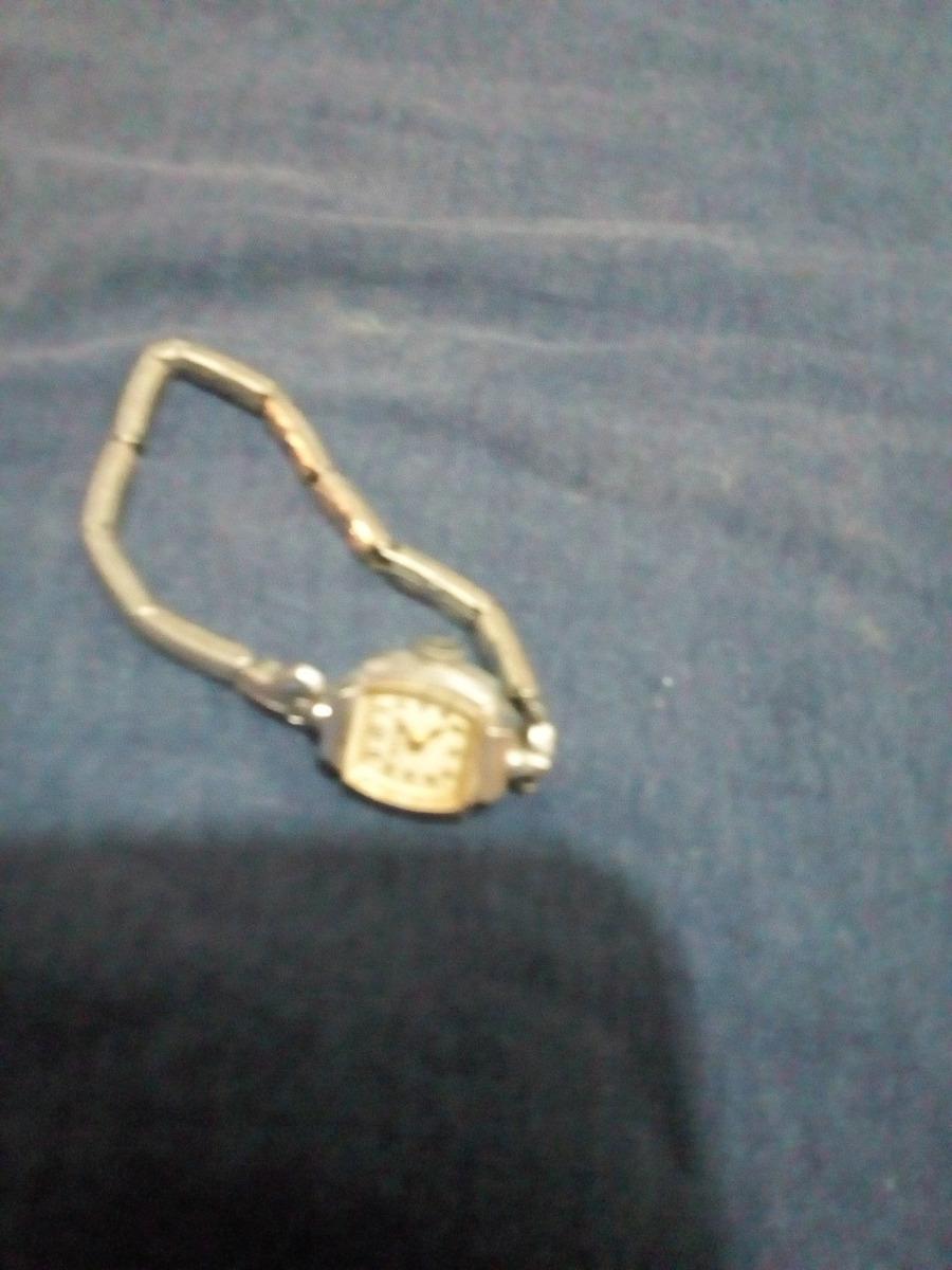 Reloj Bulova 10k Gold Filled 1 500