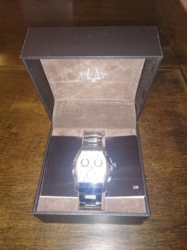 reloj bulova accutron stratford 63b143