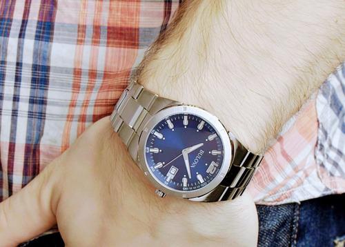 reloj bulova classic retro 96b220 hombre | envío gratis