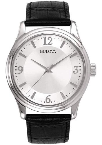 reloj bulova corporate 96a28 para hombre acero inoxidable