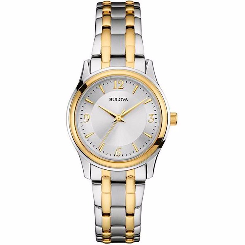 8ffab4b62 reloj bulova corporate original 98l218 original para dama. Cargando zoom.
