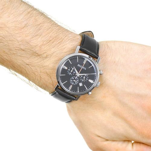 reloj bulova cronografo 96b262