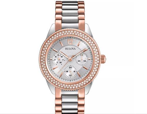 reloj bulova de mujer