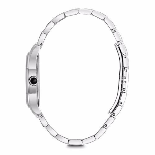 reloj bulova diamond glitter heart 96p182