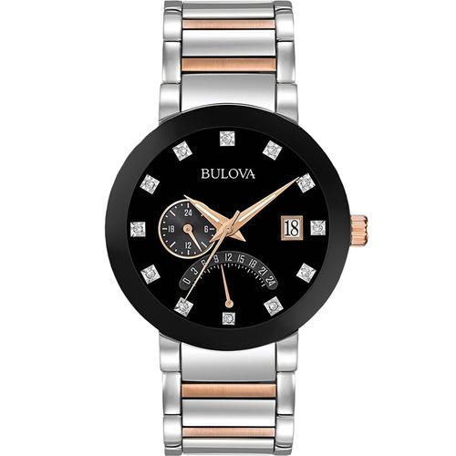 reloj bulova diamonds 98d129 tienda oficial bulova