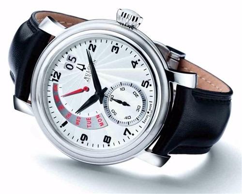 reloj bulova hombre