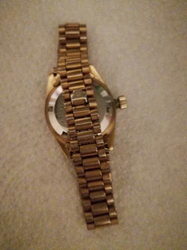 reloj bulova impecable estado poco uso