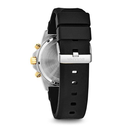 reloj bulova marine star 98b277