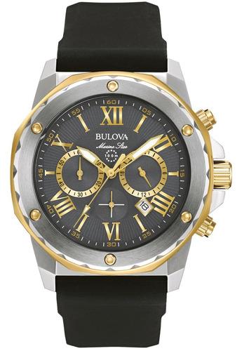 reloj bulova marine star 98b277 tienda oficial bulova