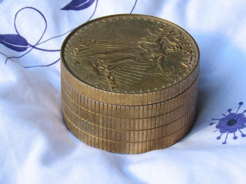 reloj bulova modelo moneda usa