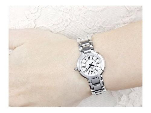 reloj bulova mujer 96l147 acero