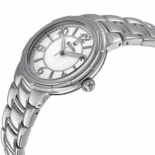 reloj bulova mujer