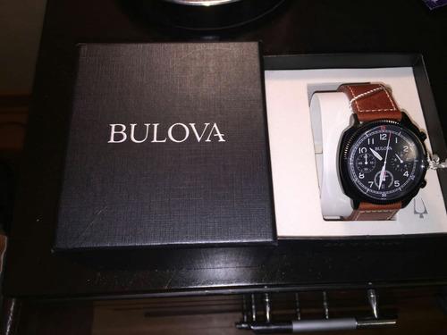 reloj bulova original s/. 1.000
