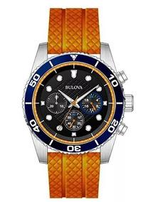 40f1c1f4901b Reloj Bulova Precisionist Chronograph - Reloj para de Hombre en Mercado  Libre México