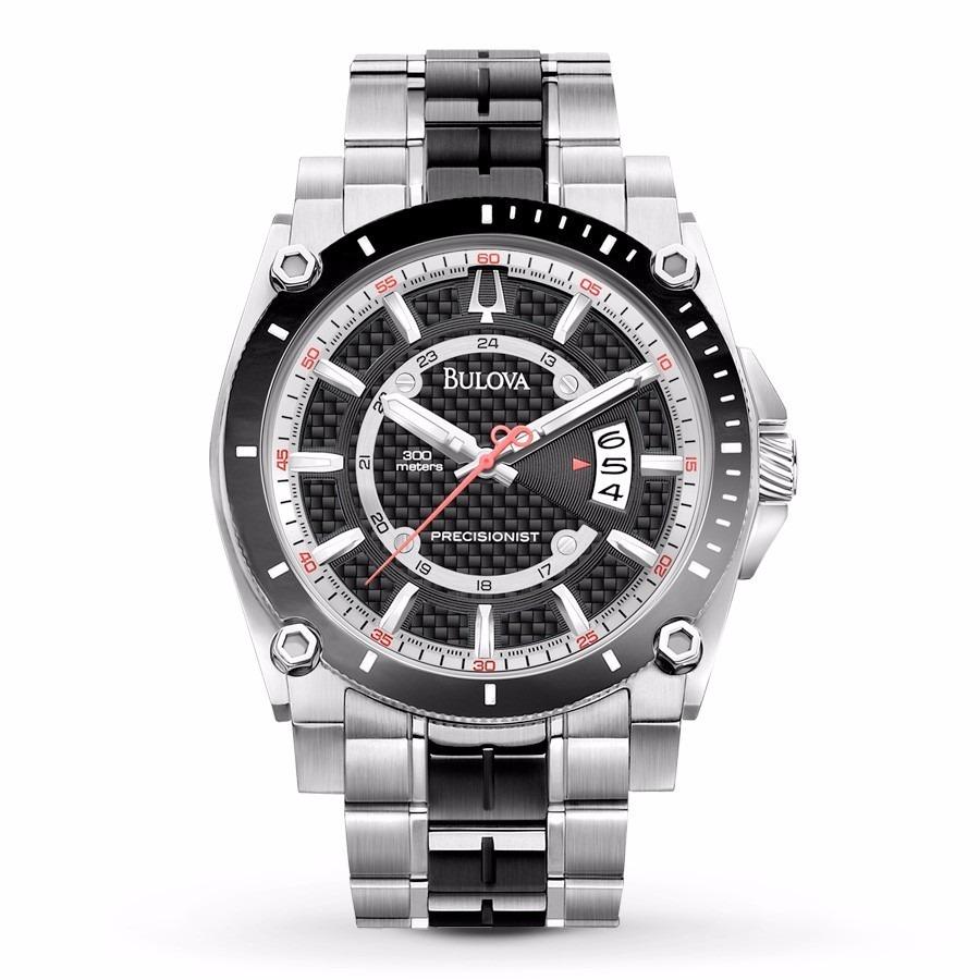 ec430f5f4c4e Reloj Bulova Precisionist 98b180 Hombre