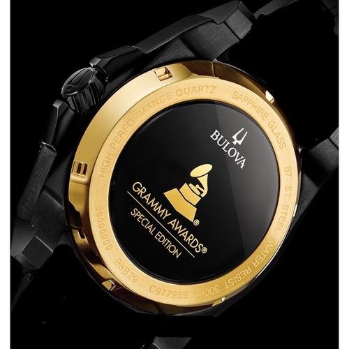 reloj bulova precisionist grammy 98b295