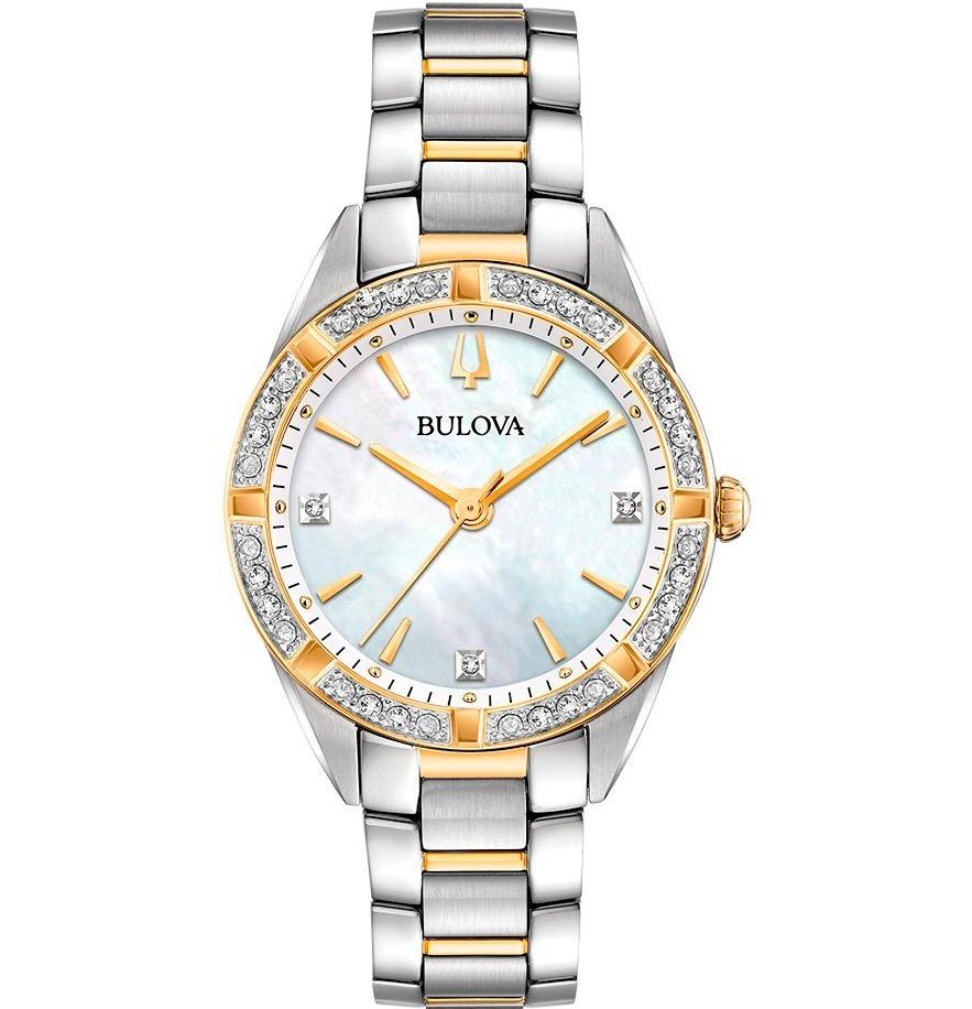 152bd515c reloj bulova sutton original para dama 98r263. Cargando zoom.