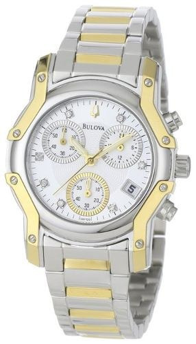 reloj bulova wbulo620 plateado femenino