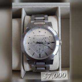 f92cd20b5ffe Reloj Burberry Bu - Reloj para de Hombre en Mercado Libre México