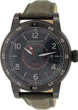 reloj burberry bu7855 verde masculino