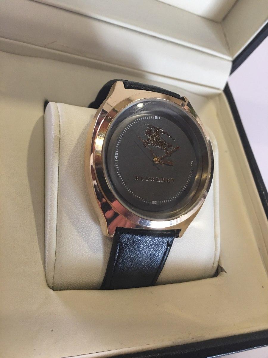 942cedf7b67b Reloj Burberry Hombre Cuadrado