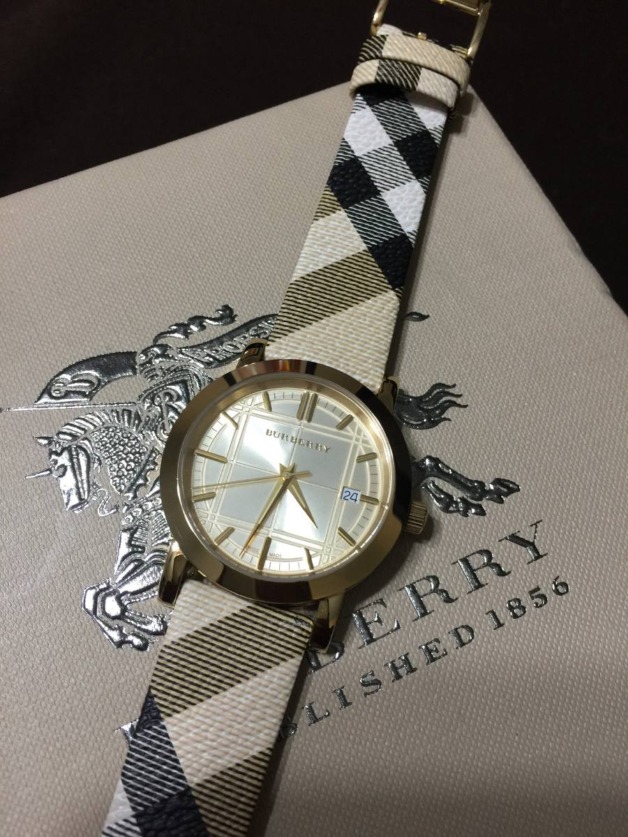 Reloj burberry mujer clon