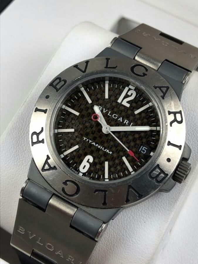 43abc3521de0 Reloj Bvlgari -   3.850.000 en Mercado Libre