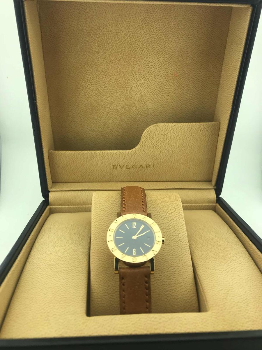 37841a6feffc Reloj Bvlgari Dama Oro 18k -   4.500.000 en Mercado Libre