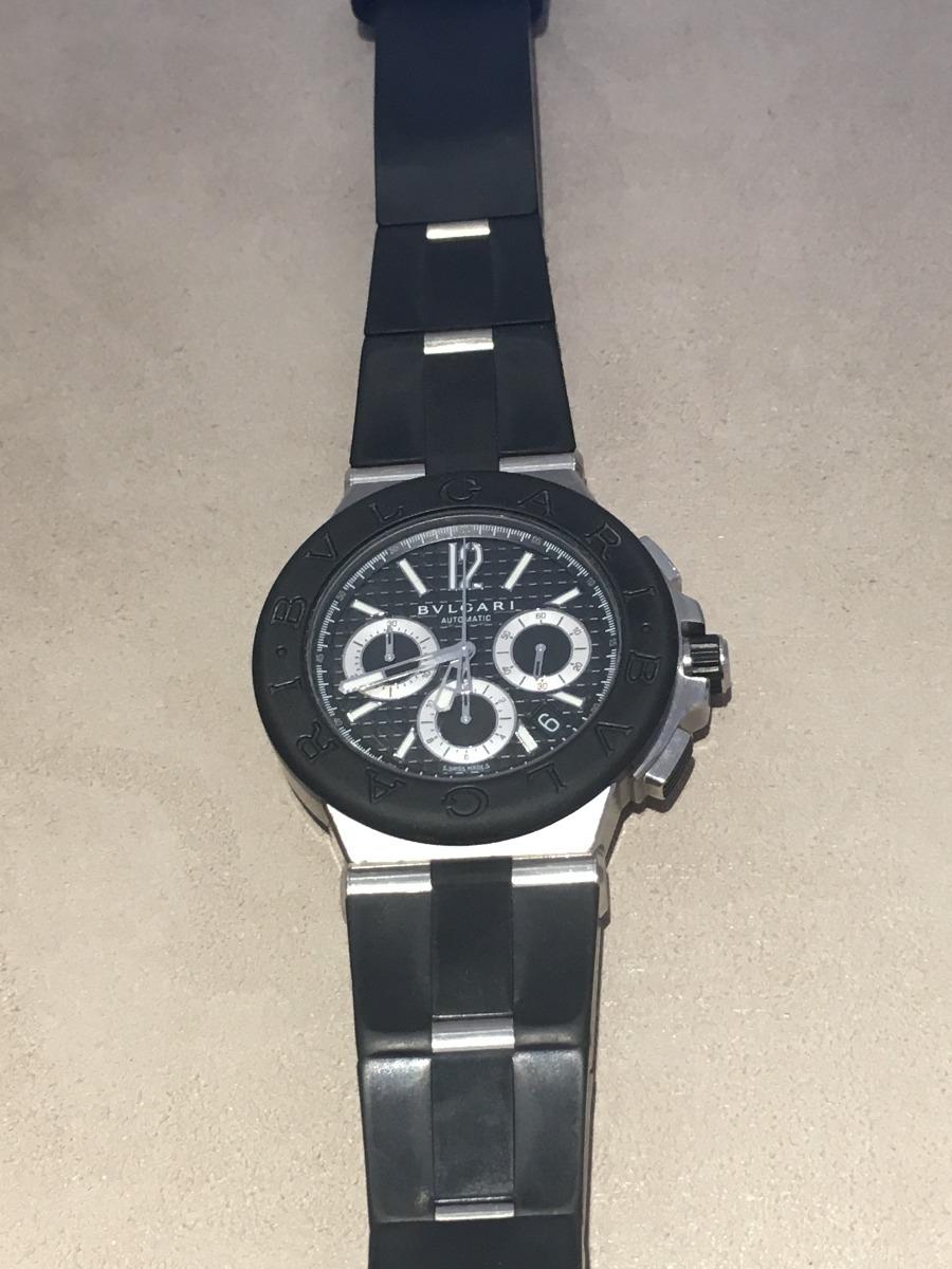 e80ccfa7d05 reloj bvlgari diagono 101635. Cargando zoom.