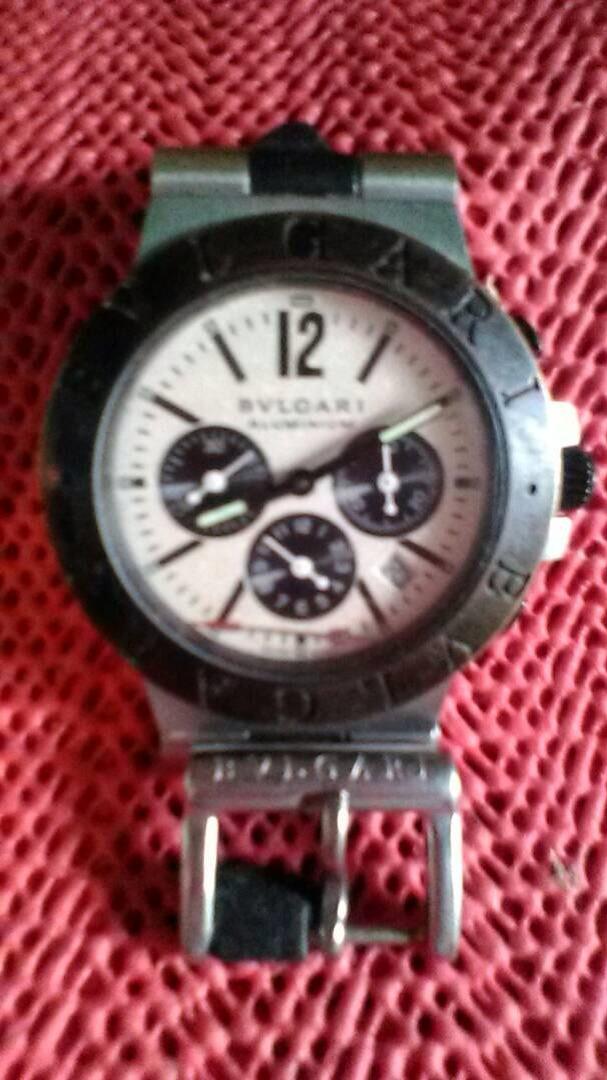 f07d879992c reloj bvlgari sd 38s l2161. Cargando zoom.